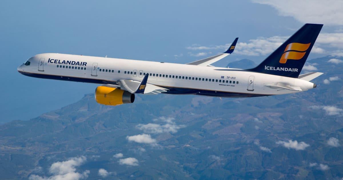 Icelandair, Pilotlarını Hostes Olarak Görevlendiriyor
