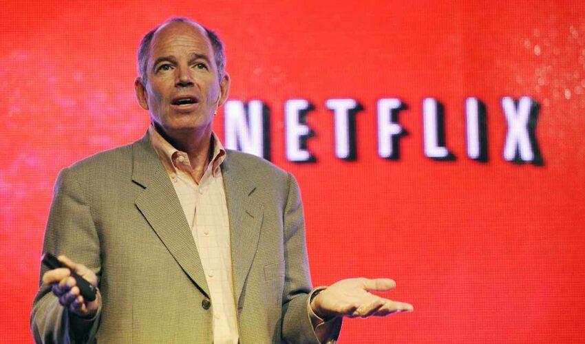 "Eski Netflix CEO'su: ""Kitap Okumayın"""