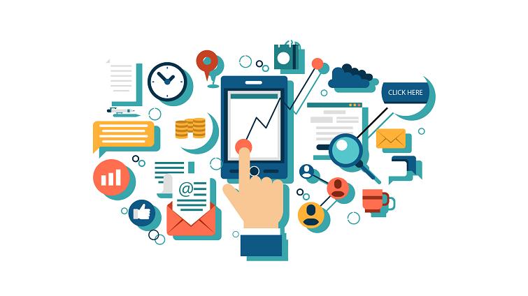 Dijital Pazarlama, Geleneksel Pazarlamadan Yüzde 33 Daha Etkili