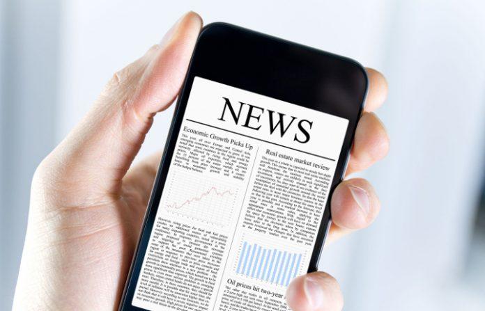 Haber Uygulamalarının Kullanımı Yüzde 59 Arttı