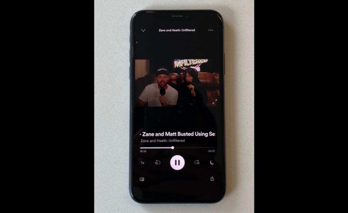 Spotify, Video Podcast Özelliğini Kullanıma Sunuyor