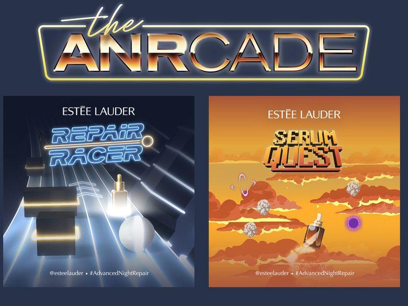 Estée Lauder, Yeni Ürününü Video Oyunlarıyla Tanıttı