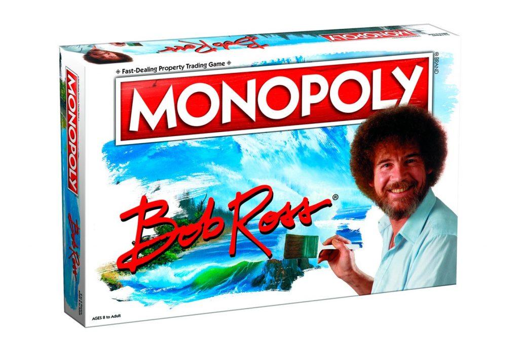TRT'deki Programlarından Hatırladığımız Ressam Bob, Artık Monopoly'de!