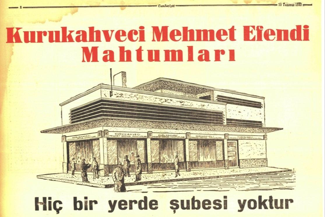 Türk Kahvesini Dünyaya Tanıtan Marka: Kurukahveci Mehmet Efendi