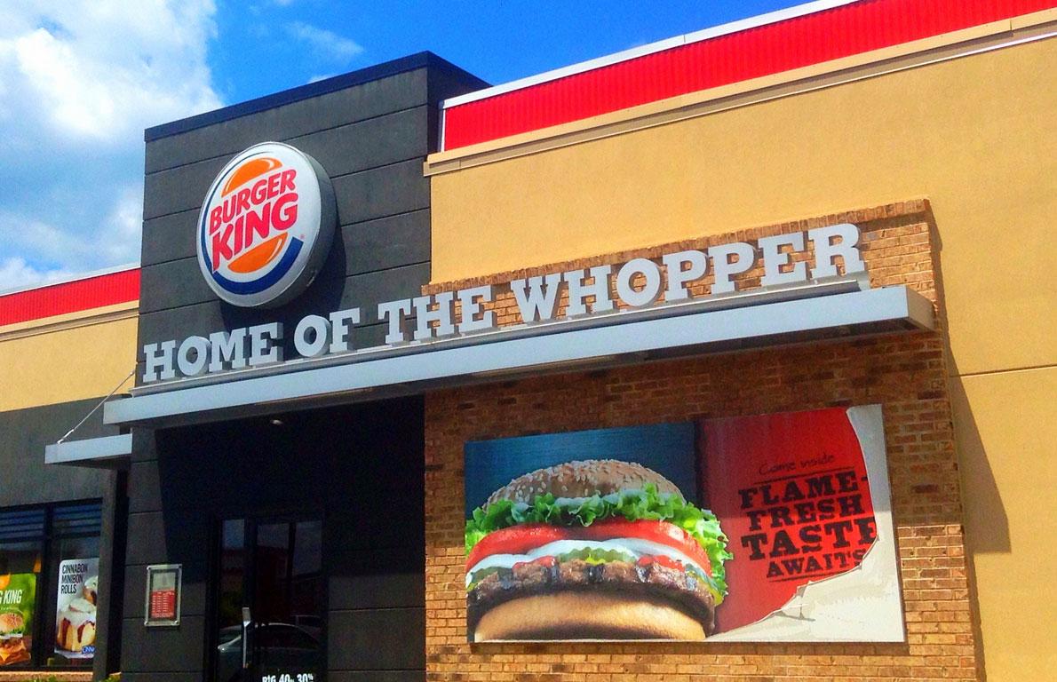 ABD'de 5 Burger King Şubesi, 1 Dolara Satıldı