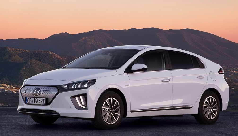 Hyundai'nin Yeni Elektrikli Araç Markası: Ioniq