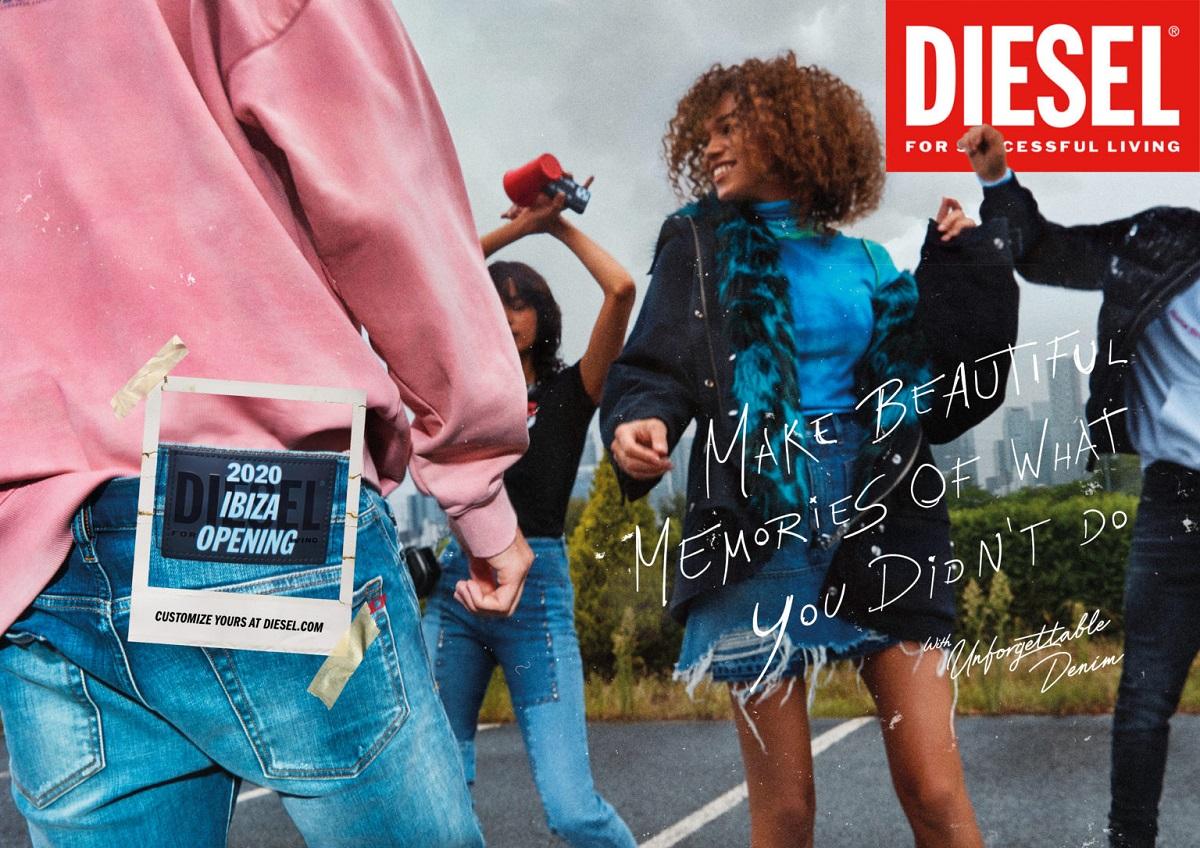 Diesel, 2020'de İptal Edilen Planlarınızı Ölümsüzleştiriyor