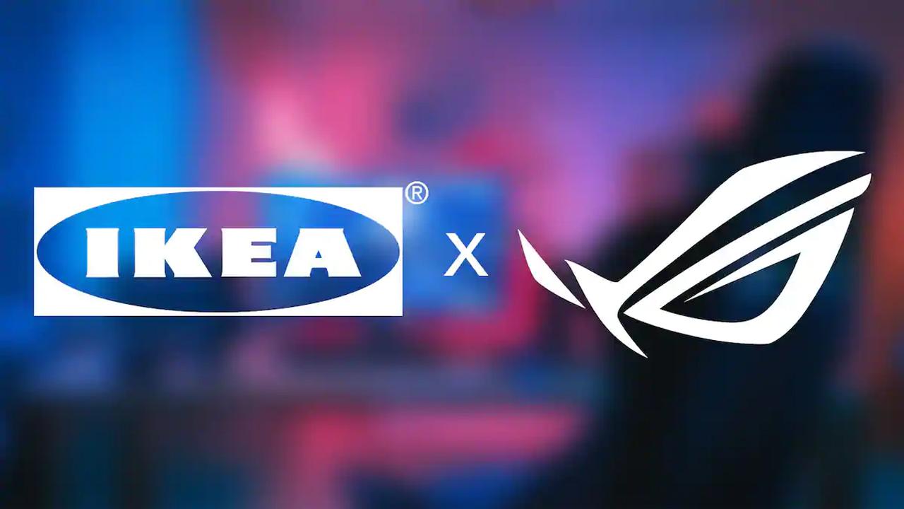 IKEA, ASUS İş Birliğinde Oyun Mobilyası Üretecek