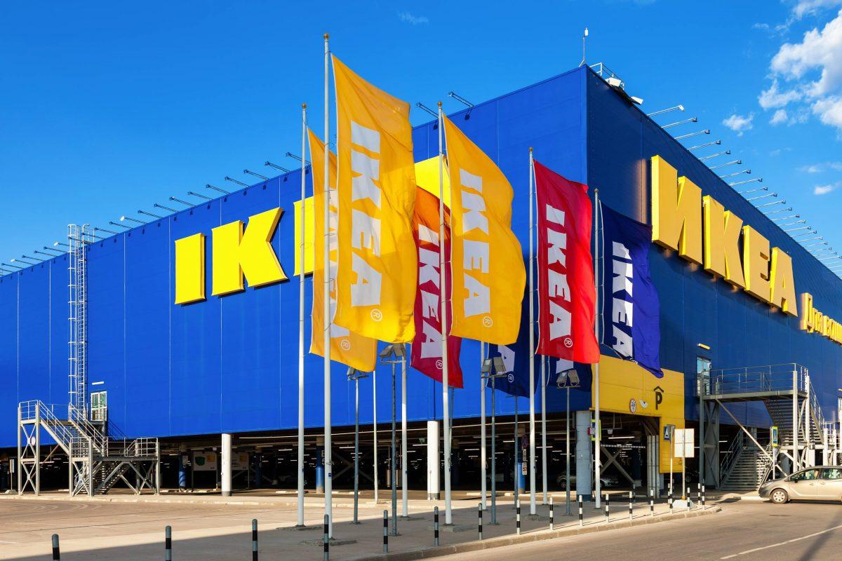 Evimizin Her Şeyi IKEA'nın Yaratıcı Basılı Reklamları