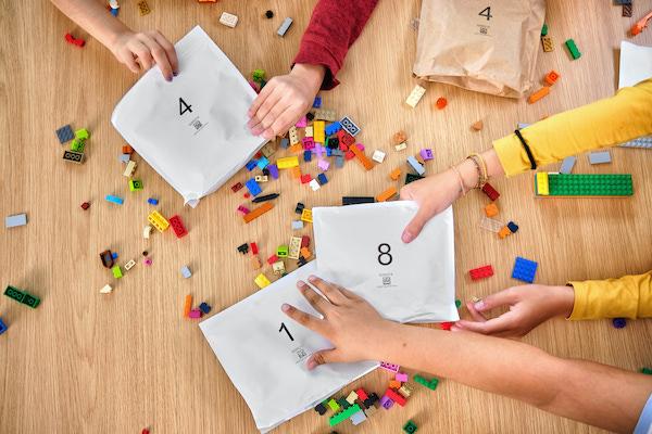 LEGO, Çocukların İsteği Üzerine Plastik Ambalajlarını Değiştiriyor