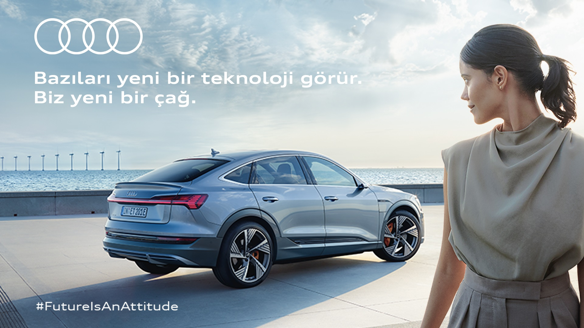Audi'den Yeni Marka Stratejisi