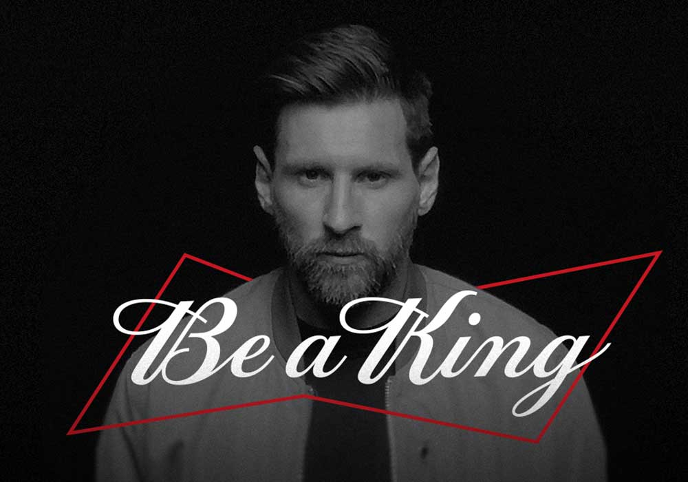 Messi, Budweiser'ın Marka Yüzü Oldu