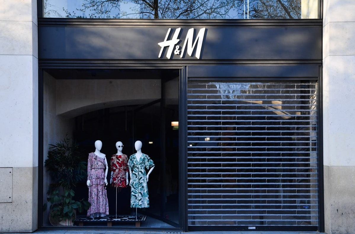 H&M, 2021'de 350 Mağazasını Kapatacak