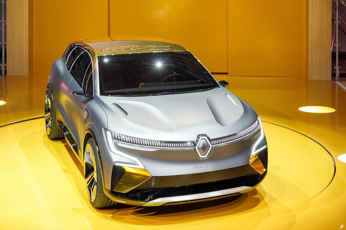Renault Grubu'ndan Yeni Elektrikli Araç Vizyonu