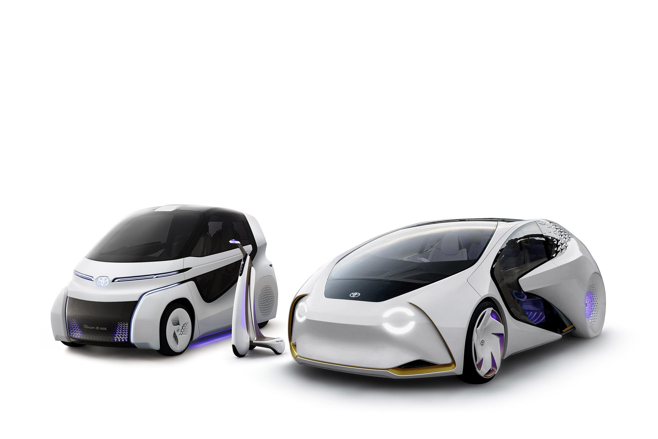 """Toyota, Bir """"Mobilite"""" Şirketine Dönüşüyor"""