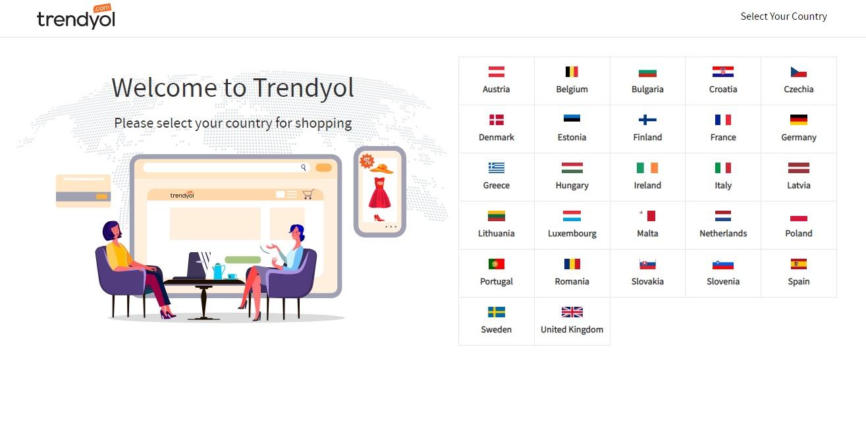 Trendyol, 27 Avrupa Ülkesinde Hizmet Vermeye Başladı