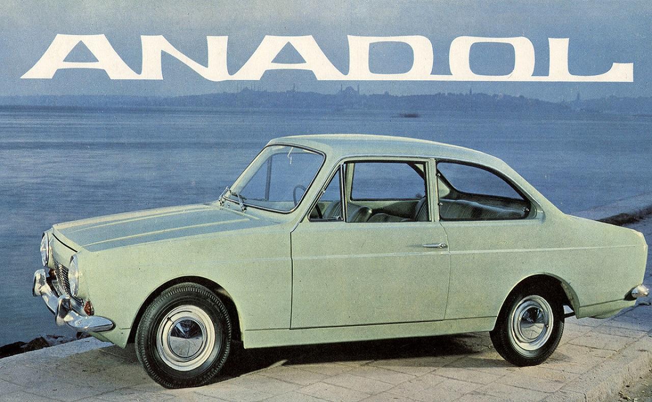 Türkiye'nin Seri Üretime Geçen İlk Otomobili: Anadol