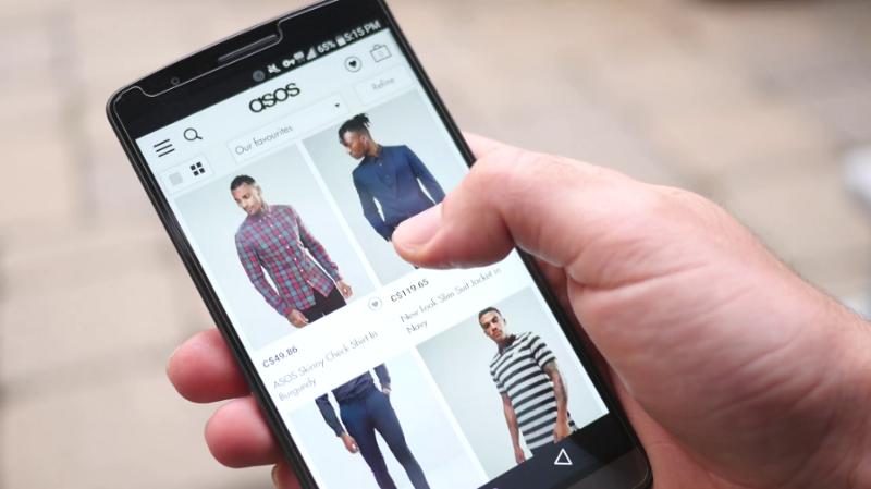 Online Giyim Markası Asos, Karını %329 Artırdı