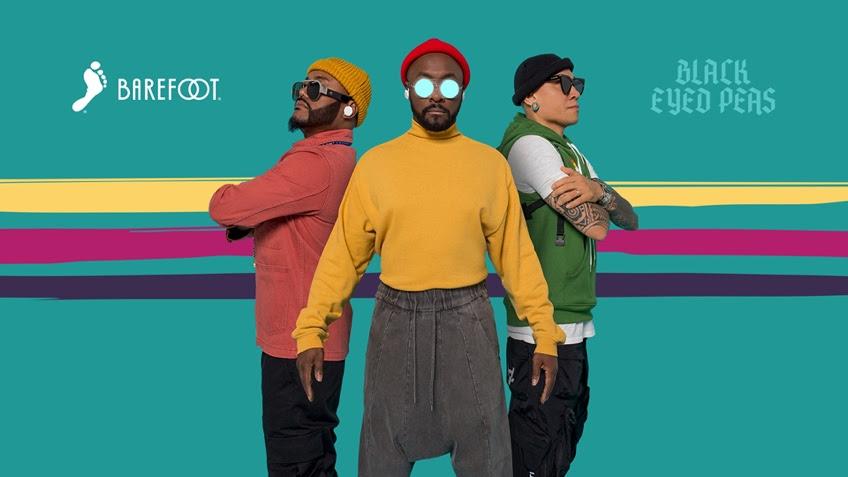 Barefoot Wine ve Black Eyed Peas Grubundan AR Destekli Pazarlama Kampanyası