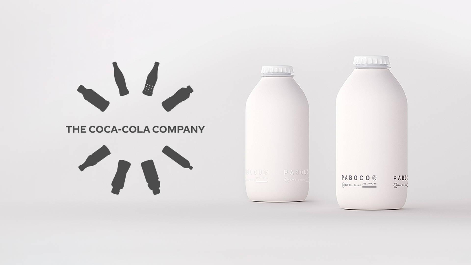 Coca-Cola İlk Kağıt Şişe Prototipini Tanıttı