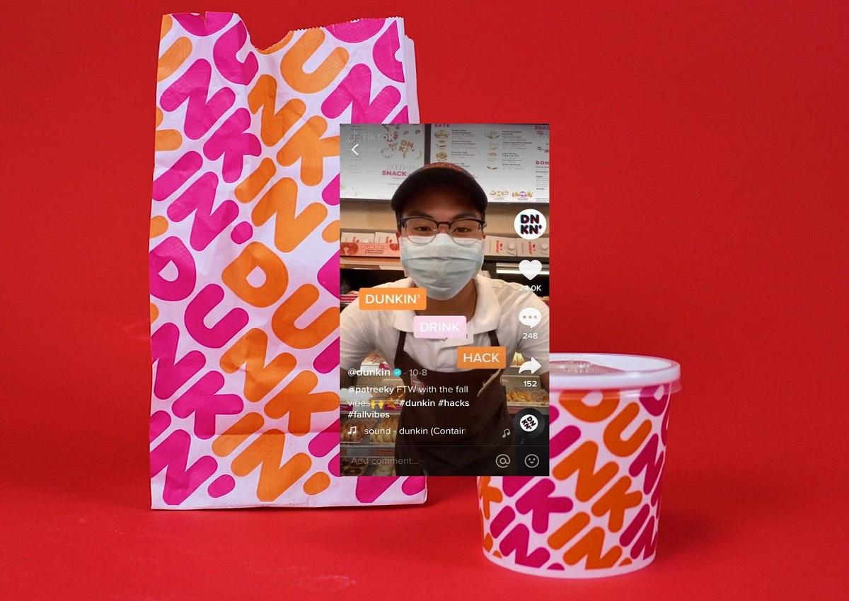 Dunkin' Gibi Markalar, Çalışanlarının Çektiği TikTok Videolarını Yayınlıyor