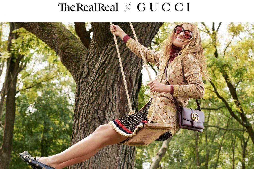 Gucci, İkinci El Ürünleri Satacağı Bir Online Mağaza Açıyor