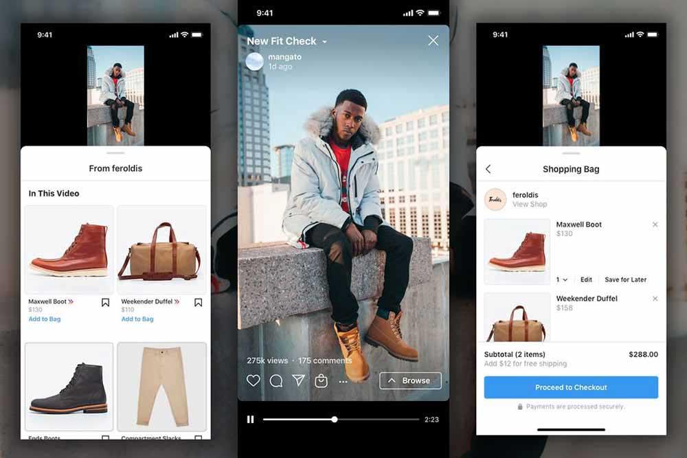 Instagram, IGTV Videolarına Alışveriş Özelliği Getiriyor