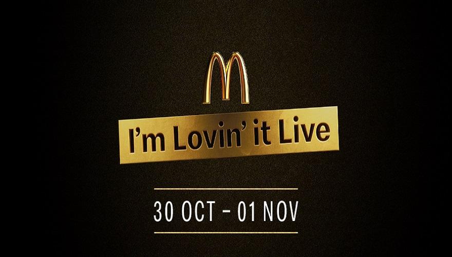 McDonald's, Genç Müşterileri Kazanmak İçin Bir Müzik Festivali Düzenliyor