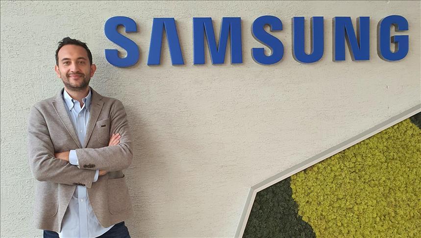 Samsung Electronics Türkiye'de Dijital ve Veriye Dayalı Pazarlama Yöneticisi Mert Uygur oldu