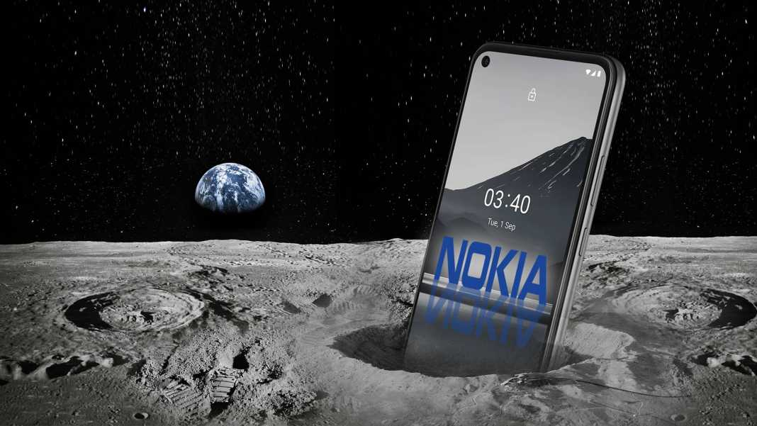 NASA, Ay'da 4G Ağı Kurması İçin Nokia'ya 14,1 Milyon Dolar Verecek