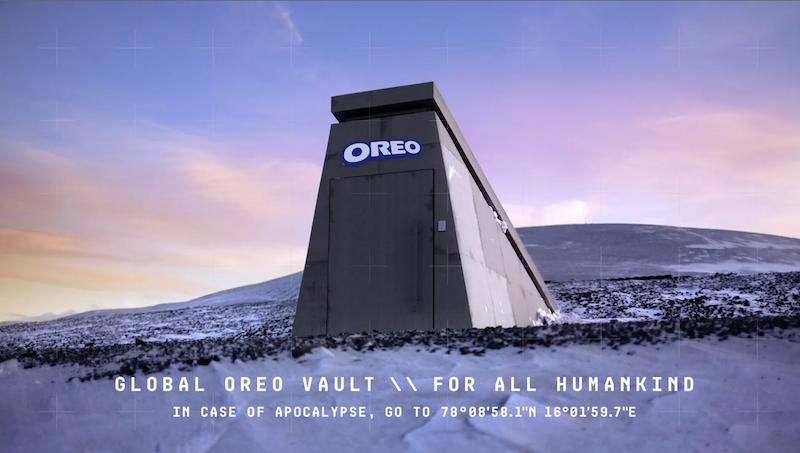 Oreo, Bisküvilerini Asteroide Dayanıklı Bir Kıyamet Kasasına Sakladı