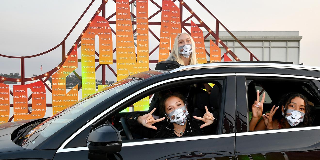 Yüz Yüze Marka Deneyimleri, Arabalı Etkinliklerle Geri Dönüyor