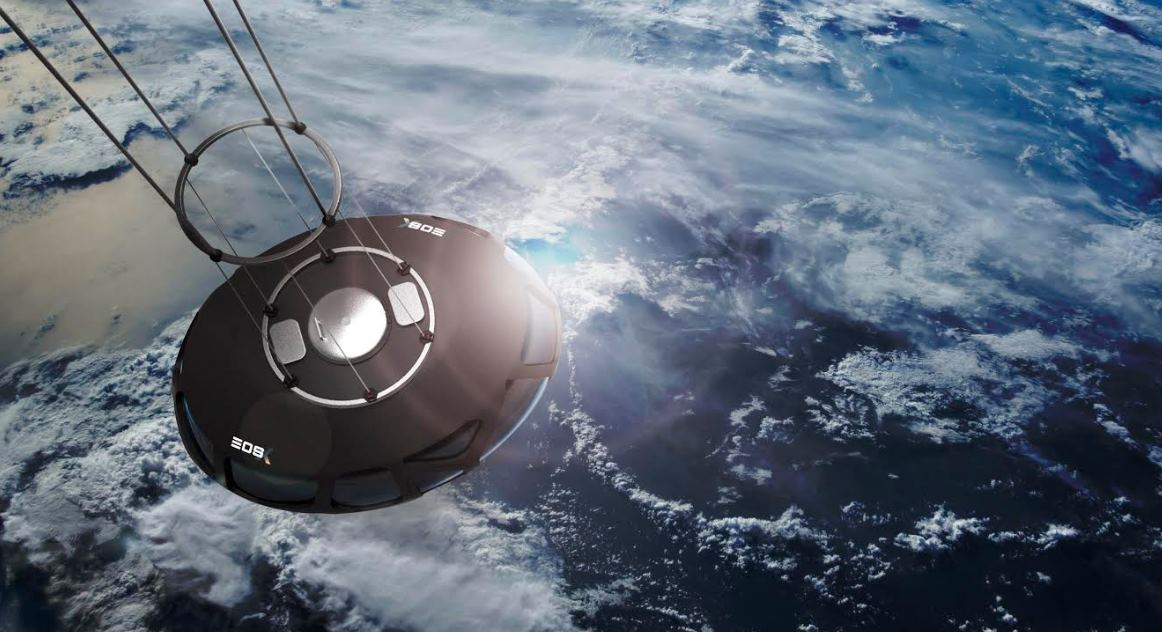 Bu Girişim, Turistleri Balonlarla Uzaya Götürerek SpaceX'e Meydan Okuyor