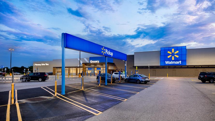 Walmart, Mobile Entegre Mağaza Tasarımını Hayata Geçiriyor