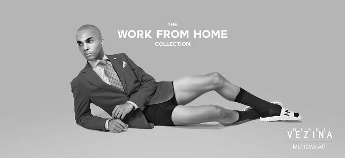 Kanadalı Giyim Markasından Evden Çalışma Kombinleri