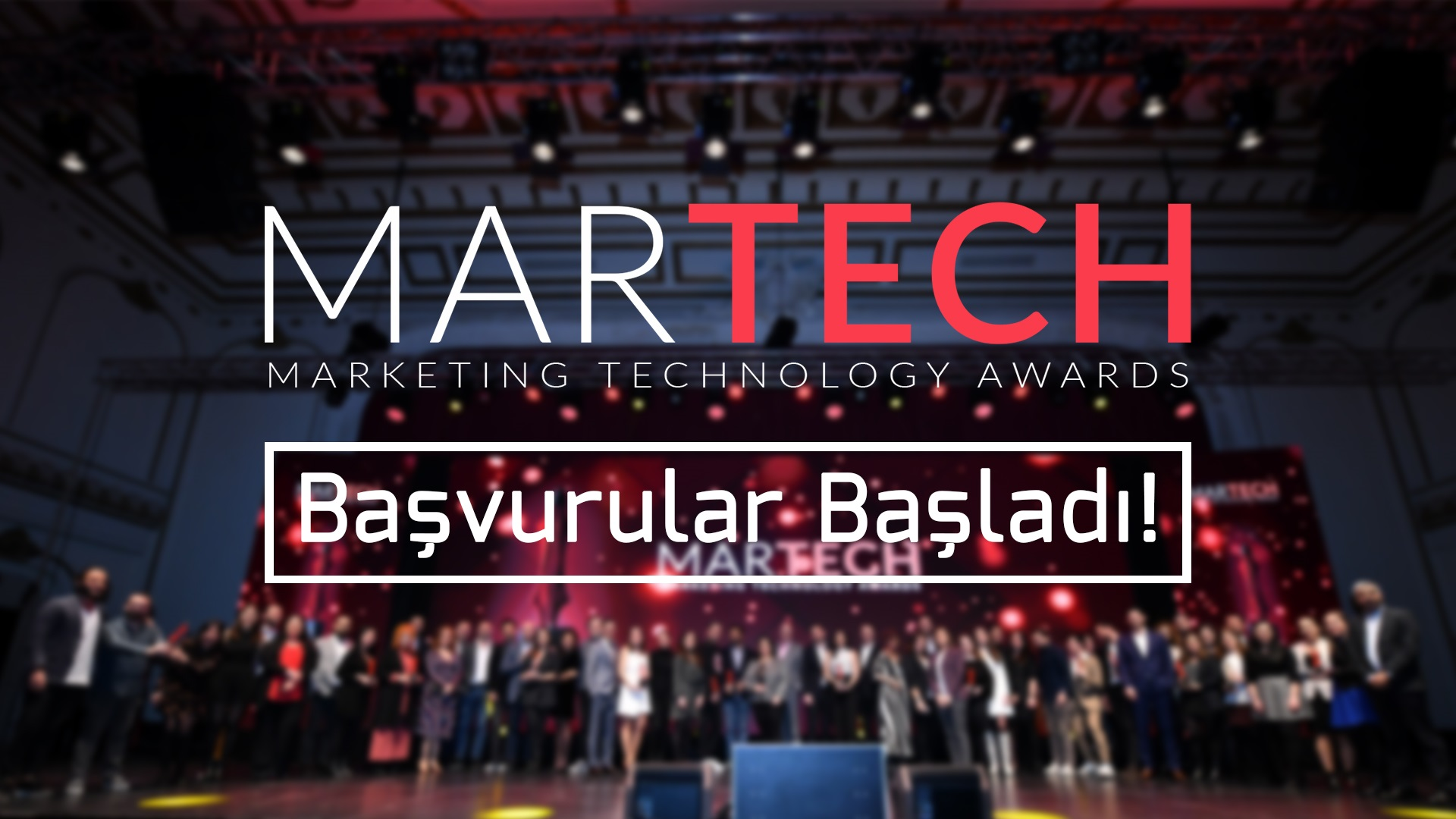 MarTech Awards 2021 Başvuruları Başladı