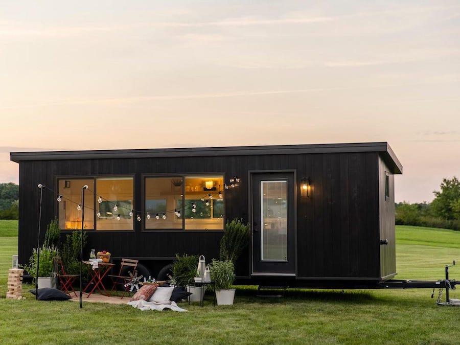 IKEA'dan 17 Metrekarelik Sürdürülebilir Mobil Ev Tasarımı