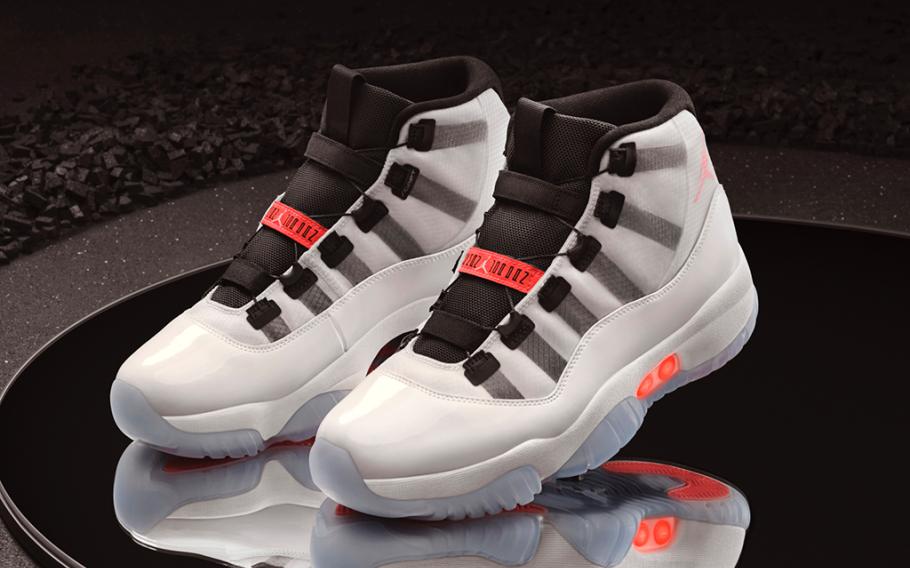 Nike'ın Otomatik Bağcık Teknolojisi, Air Jordan 11'e Geliyor