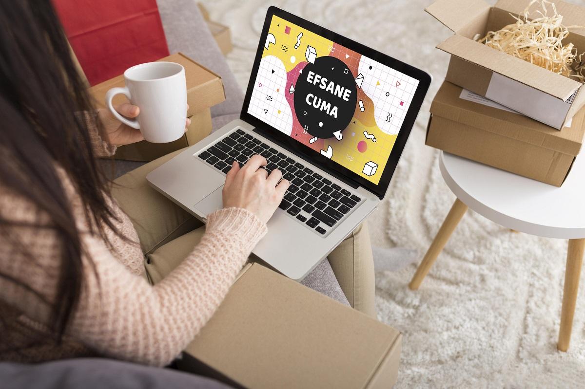 Türkiye'de, Black Friday'de Online Alışveriş Rekoru Kırıldı
