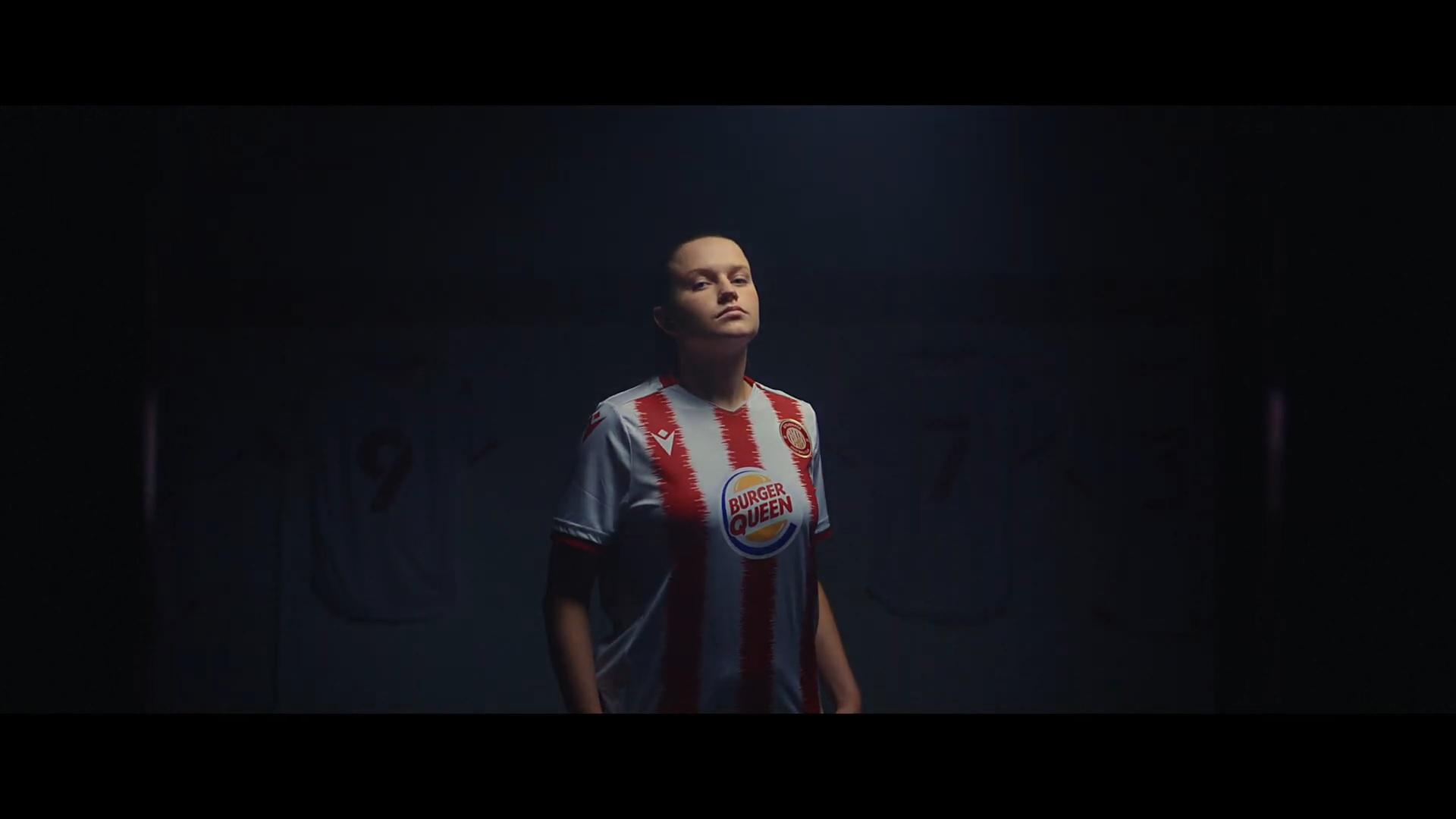 Burger King, Kadın Futbol Takımı Sponsorluğu İçin Adını Değiştirdi