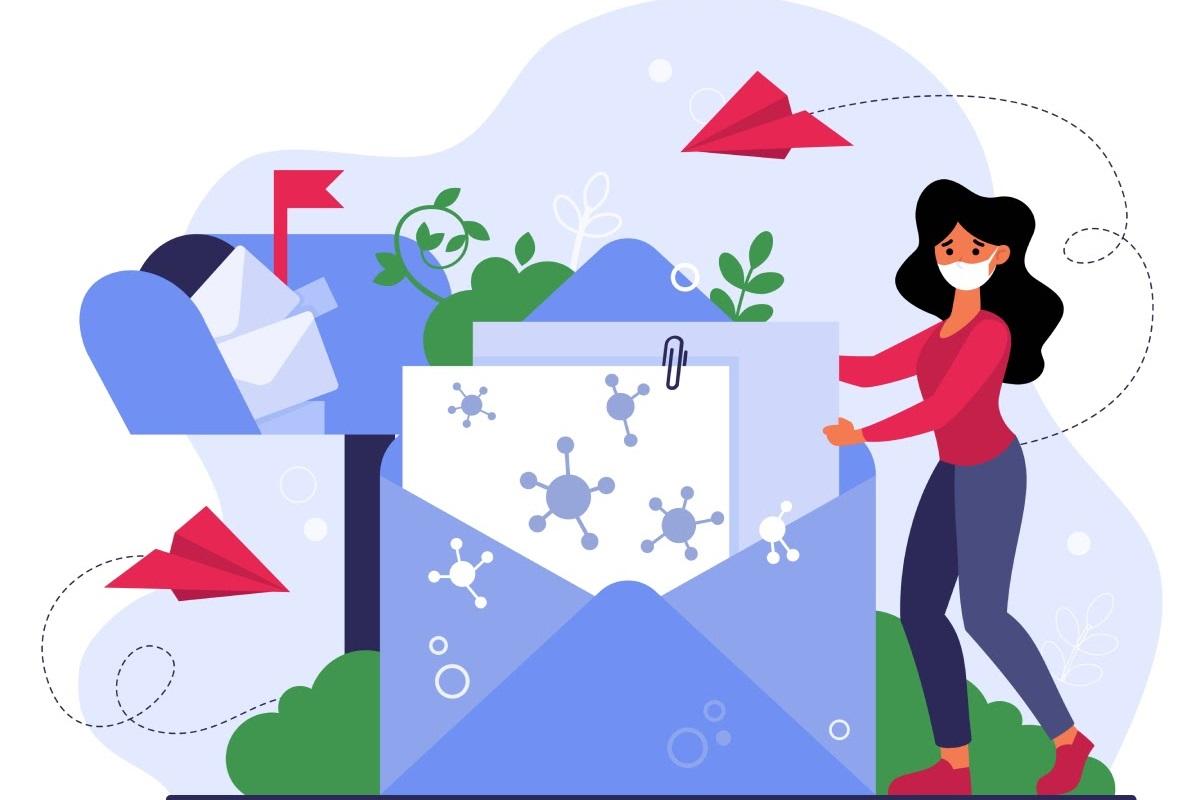 COVID-19 Sürecinde E-Posta İletişimi ile İlgili Bilmeniz Gerekenler