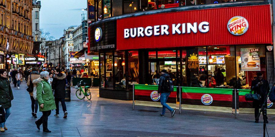 Burger King, Instagram'da Küçük Restoranların Reklamını Yapıyor