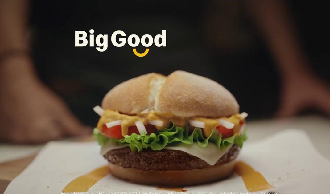 McDonald's, Çiftçilere Destek İçin Bir Hamburger Çıkardı