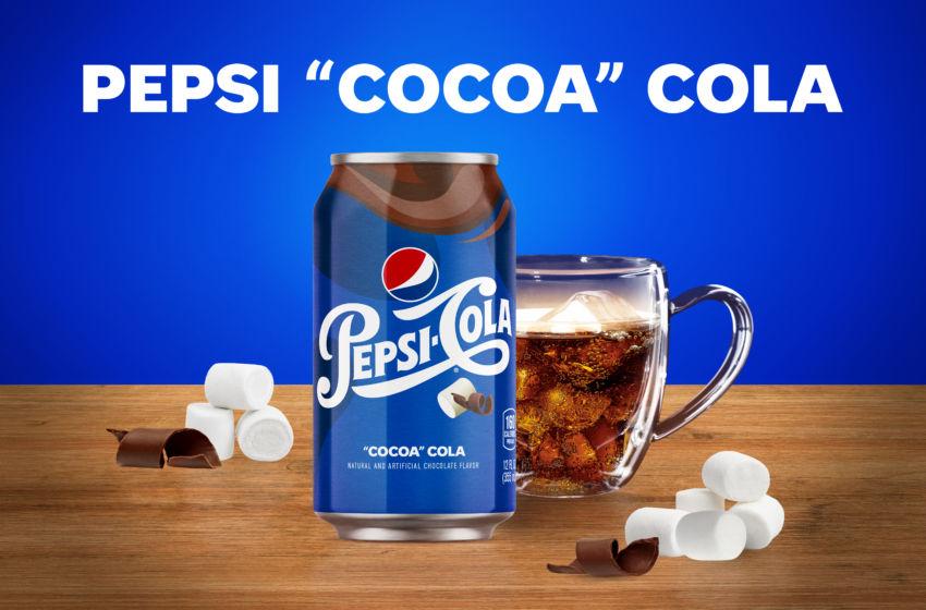 """Pepsi'nin Yeni İçeceği: """"Cocoa Cola"""""""