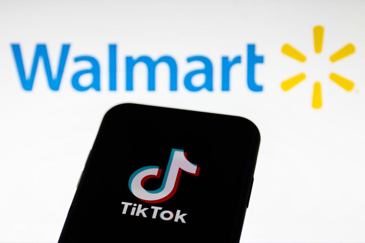 Walmart, Ürünlerini TikTok Yayınlarında Satışa Sunacak