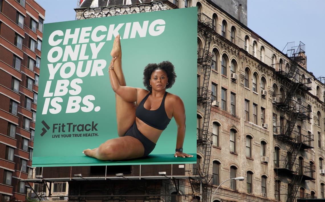 Sağlık Teknolojisi Şirketi FiTrack'ten Beden Olumlamalı Reklam