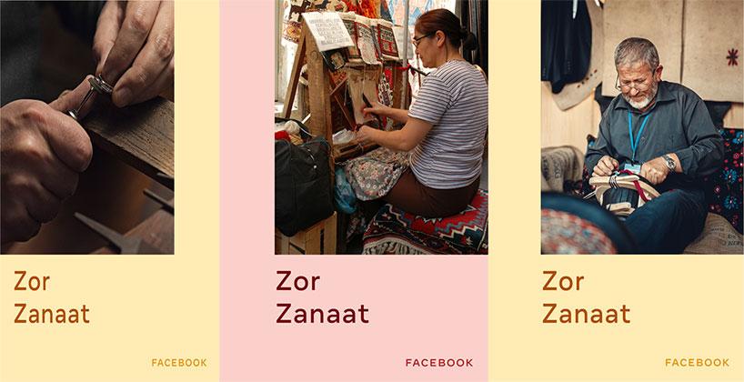 """Facebook, """"Zor Zanaat"""" ile Türkiye'deki Zanaatkarların ve Geleneksel Sanatçıların Dijitalleşmesine Yardımcı Olacak"""