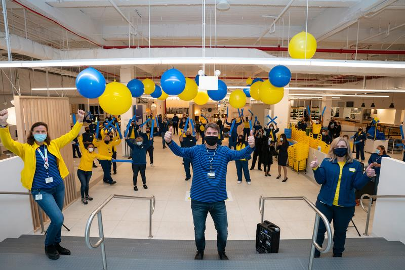 IKEA, İlk Küçük Formatlı Mağazasını Queens'te Açtı