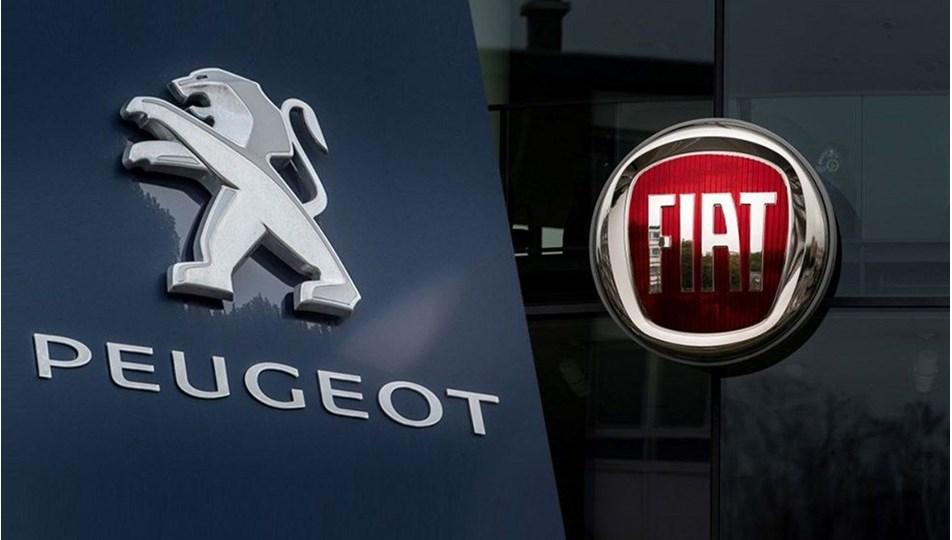 Peugeot ve Fiat Resmen Birleşti