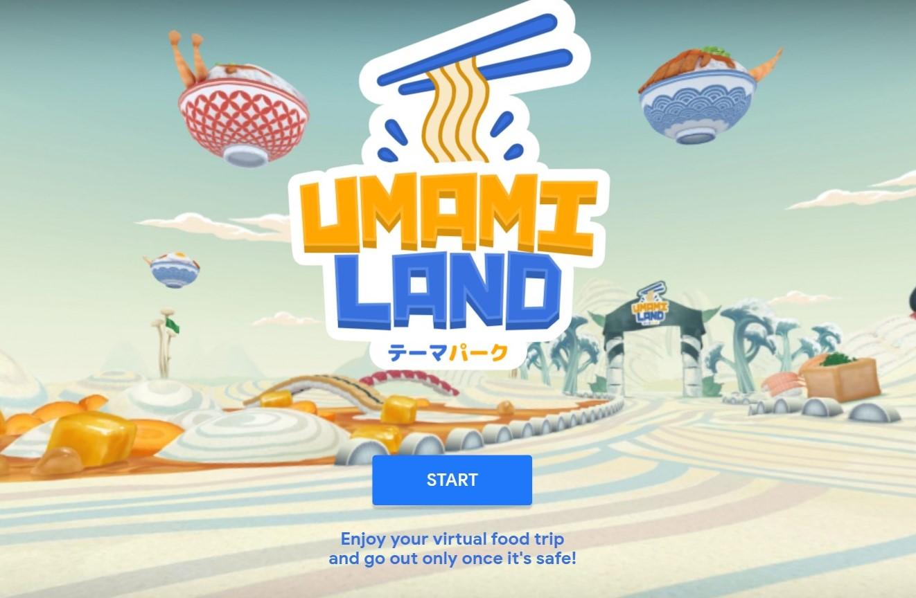 Google, Japon Kültürünü Yansıtan Sanal Eğlence Parkı Oluşturdu